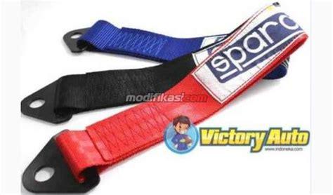 Belt Clip Universal Model Putar Warna Hitam Bahan Plastik J1121577 seat belt sparco towing hitam