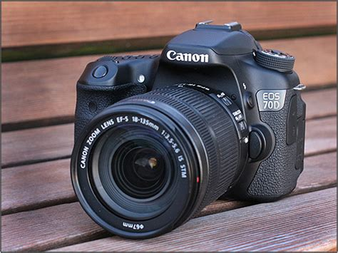 Canon Eos 70d canon eos 70d review digital photography review