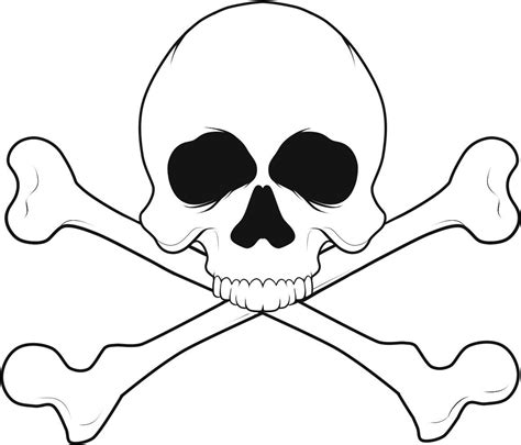 printable skull template free printable skull coloring pages for