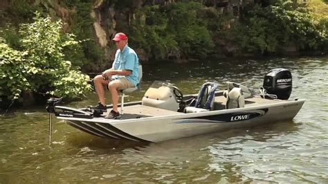 bass boat vs jon boat lowe skorpion jon bass boat youtube