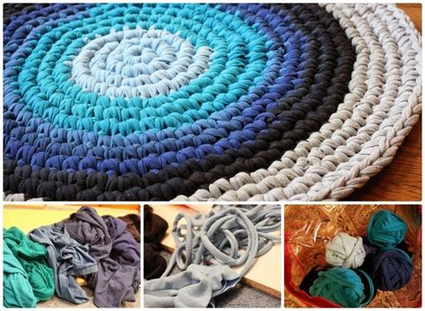 DIY Rug From Old Clothes Pictures, Photos, and Images for