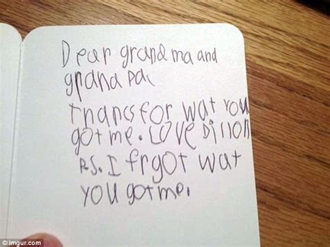 kid up letter the funniest letters adults received from children