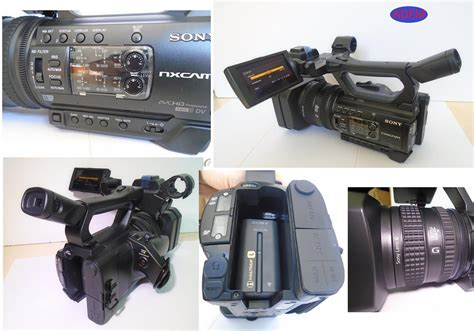Kamera Sony Hxr Nx70p sony hxr nx100 kamera adem ticaret