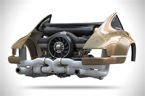 singer porsche williams engine singer x williams 500 hp air cooled engine hiconsumption