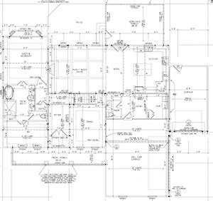 Floor Plans Construction Development Inc Plans Being Built By Pinter Construction And Development Inc