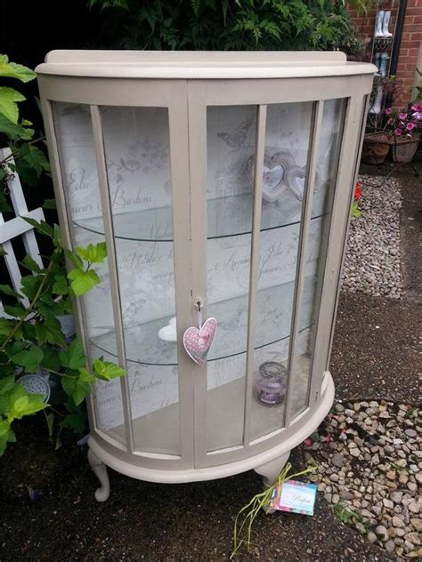 shabby chic display cabinet 17 best images about shabby chic furniture on pinterest