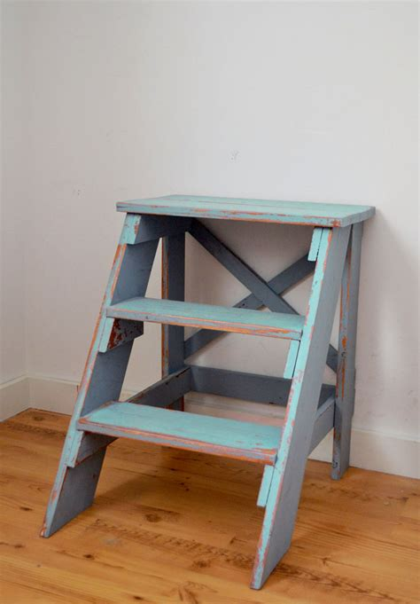 Detox Uses A Fan As Step Stool by Wood Step Stool Wooden Step Stool Ikea Diy Wood Step