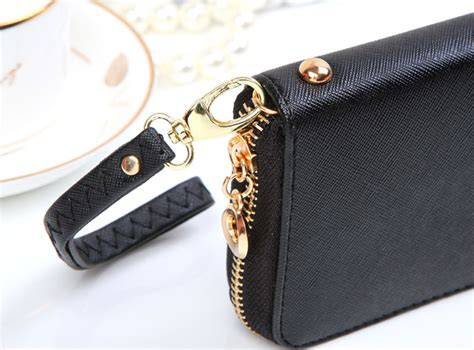 Handbag Clutch Korea 1282 Coklat dompet genggam korean bowknot purse clutches handbag black jakartanotebook