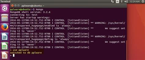 tutorial nosql php tutorial mongodb aprenda a instalar a base de dados