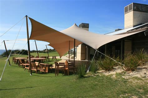 patio tent cover stretch tent awning for semi permanent outdoor