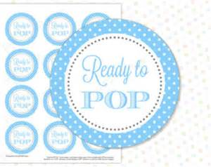 ready to pop free template ready to pop template just b cause