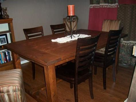 build your own dining table pdf plans dining room table