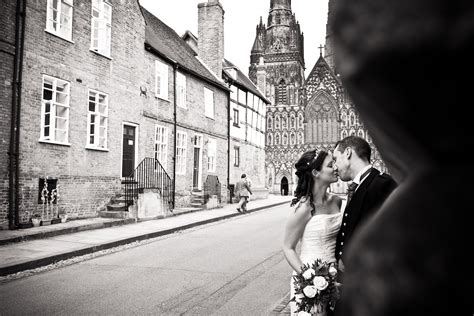 Himley Wedding Menu Brochure by Lichfield Cathedral Archives