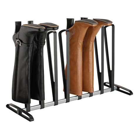 4 pair boot rack the container store