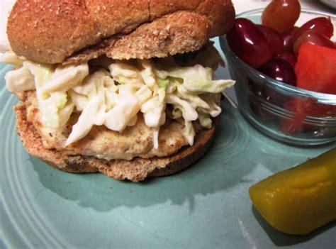 Gourmet Burger Kitchen Coleslaw Recipe by Kottlety Pozharskie Chicken Burger With Coleslaw Recipe