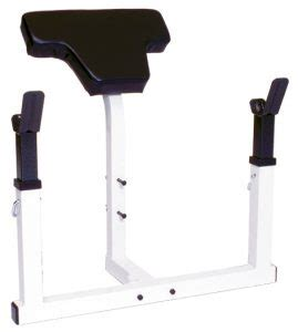 york preacher curl bench preacher curl attachment bench attachments york barbell