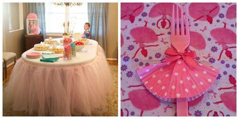 decorazioni tavola compleanno compleanno a tema ballerina feste e compleanni
