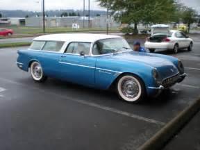 planet motherfuckers 1953 corvette station wagon