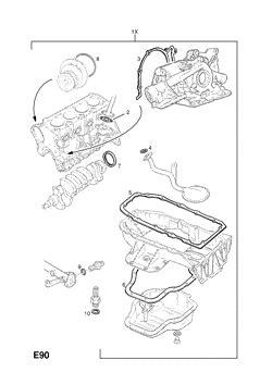engine  clutch xxerlxxevl petrol engines opel astra  zafira
