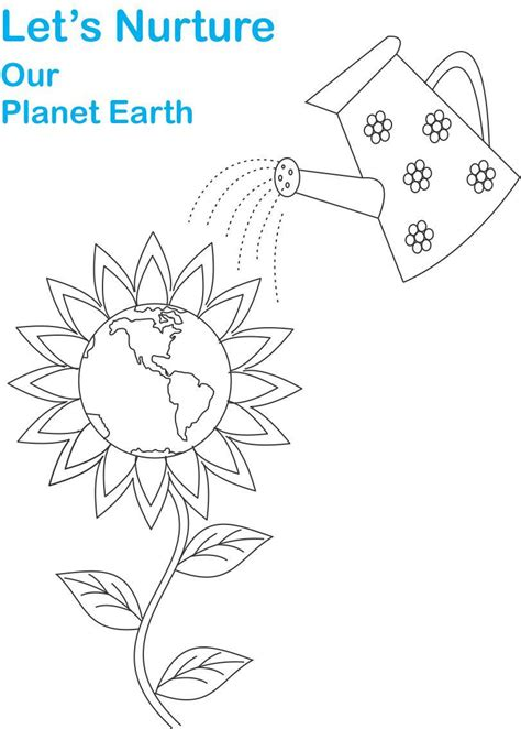 Free Coloring Pages Of Save The Earth Save The Earth Coloring Pages