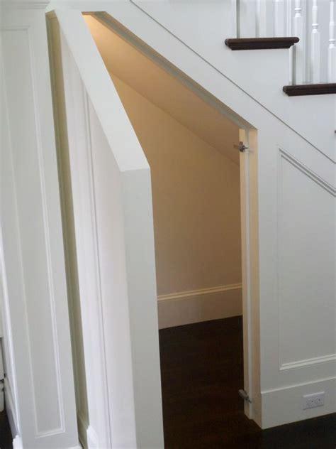 Understairs Cupboard Door - the stairs nook design ideas