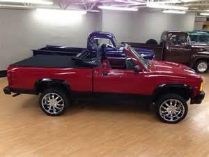 1989 Dodge Dakota Convertible 1989 Dodge Dakota Convertible Dt Auto Brokers