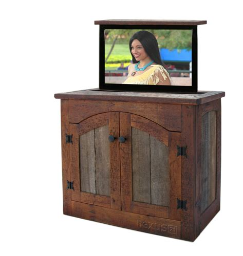 5 u2013 tv lift cabinet huntington with fireplace for inch flat screens coffee tv lift cabinet outdoor oak refrigertor buffet cabinet