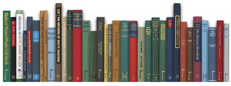 on books a complete classics of golf library 69 books classics