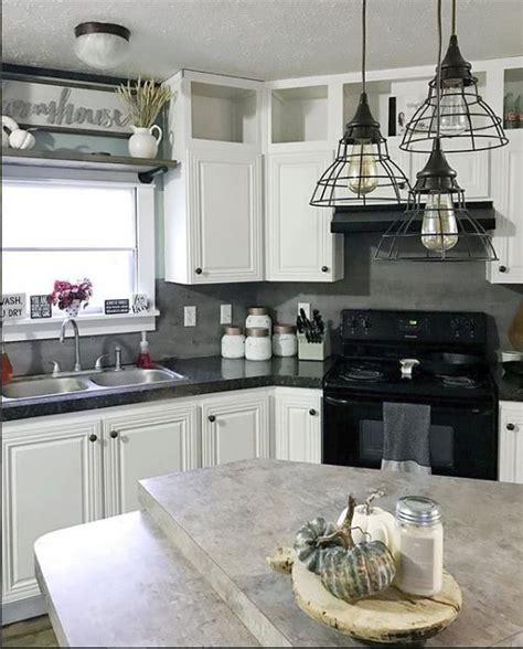double wide home   modern farmhouse stunner