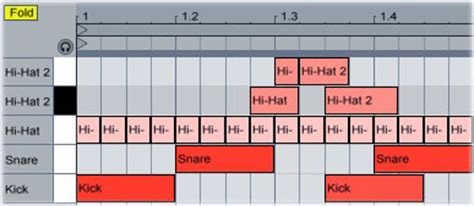 drum pattern creator make a drum bass beat quadrophone