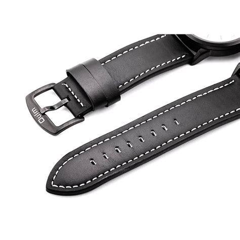 Nary Jam Tangan Analog Kulit 6050 Black Blue jenis jam tangan analog jualan jam tangan wanita