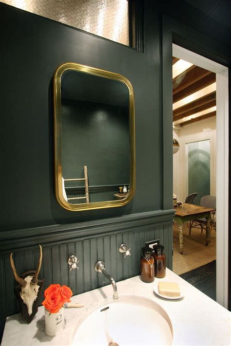 dark green bathroom 17 best ideas about dark green bathrooms on pinterest