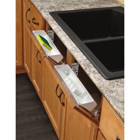 rev a shelf 6572 11 11 52 11l polymer sink tip out tray