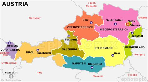 austria regions map country project samika mehra thinglink