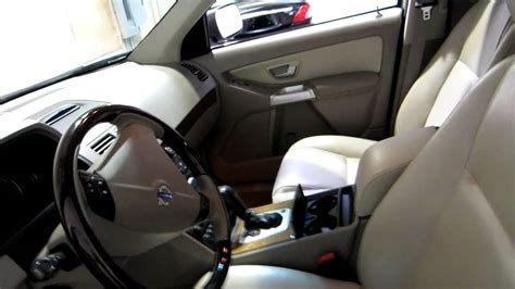 volvo xc90 3rd row seat removal 2005 volvo xc90 awd dvd in headrests third row seating
