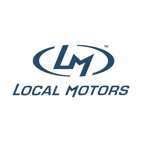 motors logo not just a car company local motors produces vehicle
