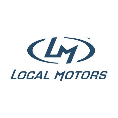 motors logo not just a car company local motors produces vehicle