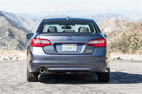 subaru legacy 2017 subaru legacy sport review long term arrival