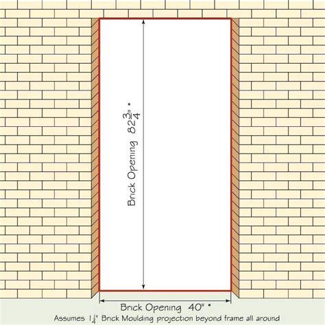Standard Size Of Interior Doors Standard Size Of Interior Door Billingsblessingbags Org