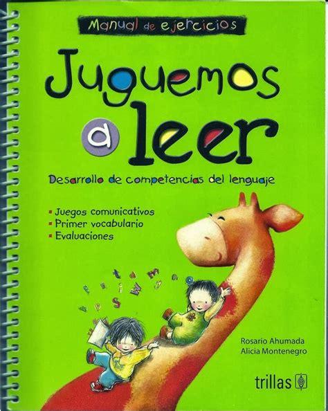 libro jugar y aprender con libro juguemos a leer en pdf maestros compartiendo materiales de calidad 191 quieres