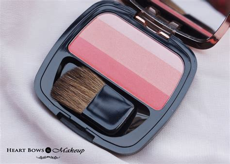 Loreal Lucent Blush Pemerah Pipi Blush On l oreal lucent magique blush of light glow palette 03 blushing review swatches