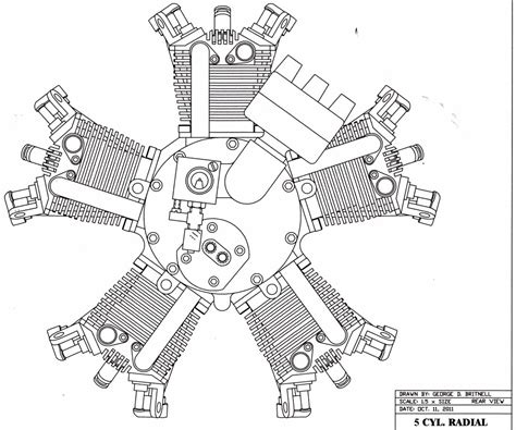 engi layout a strategy scale radial engine wiring diagrams repair wiring scheme