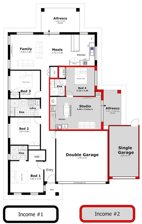 dual occupancy floor plans what is dual occupancy