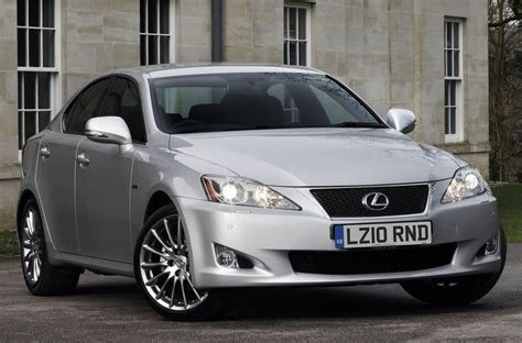 lexus is f sport package releases for uk new sport car