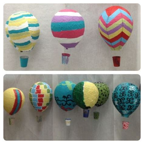 Paper Mache Arts And Crafts - best 25 paper mache balloon ideas on paper