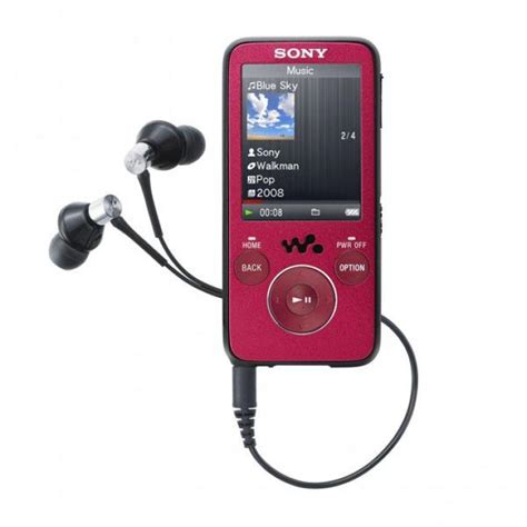 format audio non pris en charge tv sony sony nwz s638f la fiche technique compl 232 te 01net com