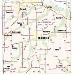 indianola map indianola chamber of commerce area maps
