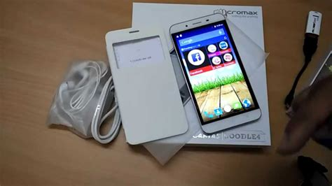 how to use otg in micromax doodle 3 micromax canvas doodle 4 otg test
