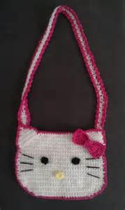 Crochet inspired hello kitty crochet bag free pattern