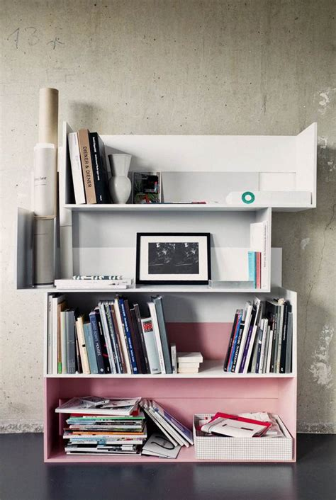 creative shelving creative modifiable shelving system for vertical and